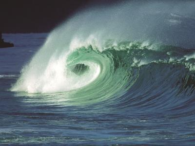 Spraying Wave