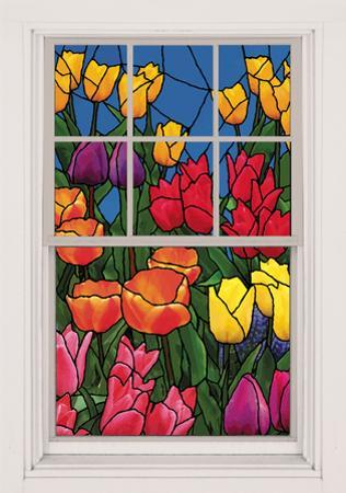 Spring Flowers WOWindow Poster