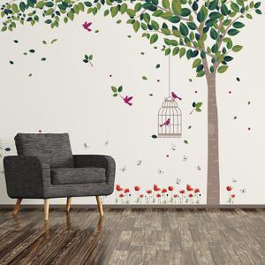 Spring Garden inspired Wall