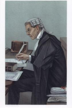 A Radical Lawyer, 1902 by Spy