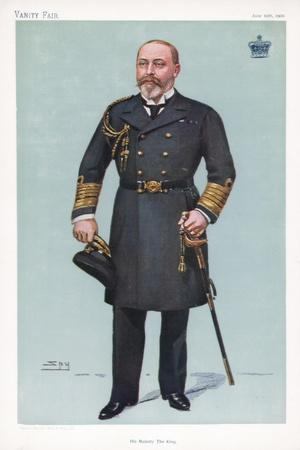 His Majesty the King, 1902