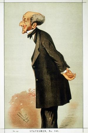 John Stuart Mill, British Social Reformer and Philosopher, 1873