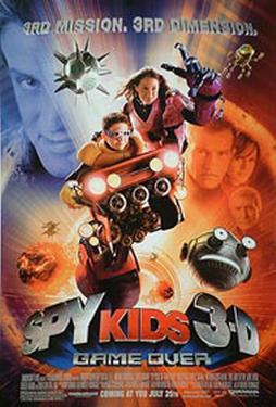 Spy Kids 3D