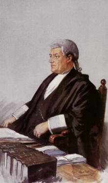 Good Judge by Spy (Leslie M. Ward)