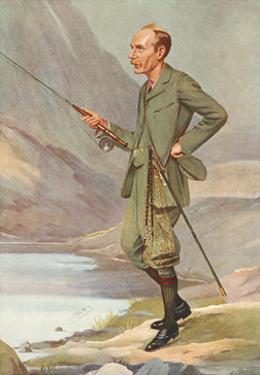 Postmaster General? by Spy (Leslie M. Ward)