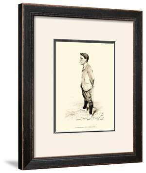 Vanity Fair Golfers II by Spy (Leslie M. Ward)