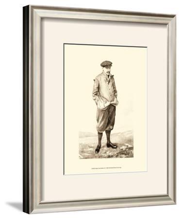 Vanity Fair Golfers IV by Spy (Leslie M. Ward)