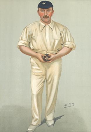 Yorkshire by Spy (Leslie M. Ward)
