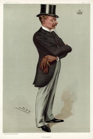 Rousseau, the Duke of Bedford, 1896