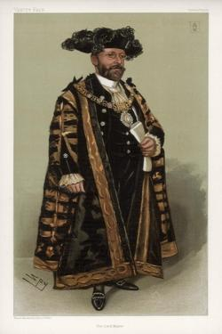 The Lord Mayor, 1902 by Spy