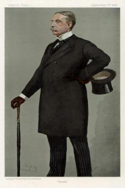 Tirah, General Sir William Stephen Alexander Lockhart, Scottish Soldier, 1898 by Spy
