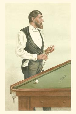 Vanity Fair Billiards by Spy