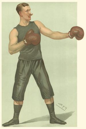Vanity Fair Boxing