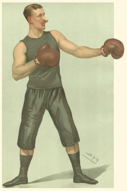 Vanity Fair Boxing by Spy