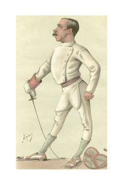 Vanity Fair Fencing by Spy