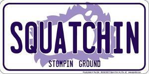Squatchin'