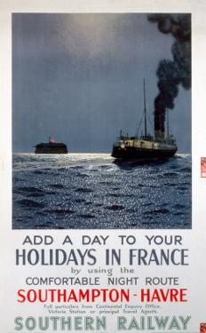 SR, Add a Day to your Holiday in France