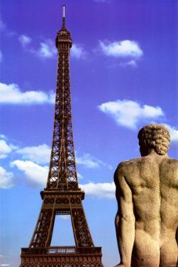 Paris n Blue by Sree Vardham