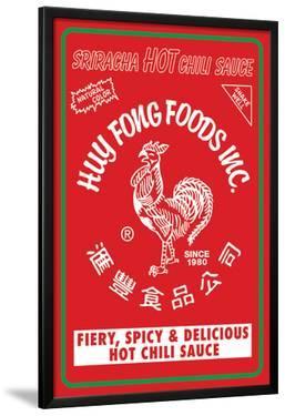 Sriracha - Label