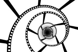 Film Strip Abstract by SSilver
