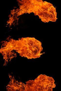Fireballs by SSilver