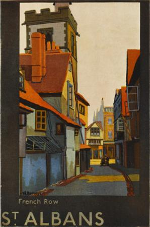 St Albans, Hertfordshire: French Row