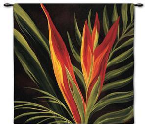 Birds of Paradise II by St. Amanat