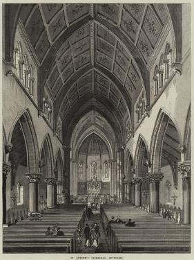 St Andrew's Cathedral, Inverness