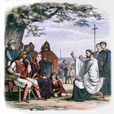 https://imgc.allpostersimages.com/img/posters/st-augustine-preaching-to-king-ethelbert-and-queen-bertha-19th-century_u-L-Q1EFGC50.jpg?artPerspective=n