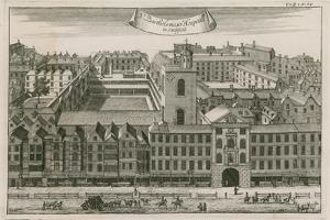 St Bartholomew's Hospital, Smithfield