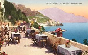 St. Catherine Hotel, Amalfi, Italy