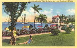 St. Catherine Hotel, Catalina