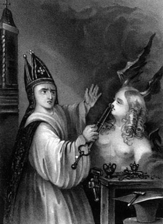 St Dunstan and the Devil
