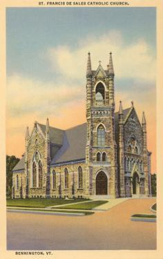 St. Francis de Sales Church, Bennington, Vermont