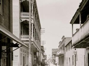 St. George St., St. Augustine, Fla.