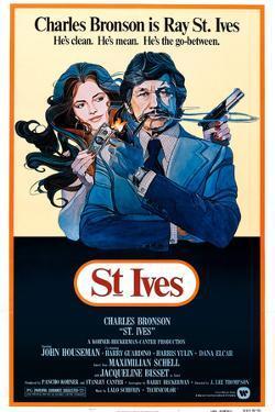 St. Ives, from Left: Jacqueline Bisset, Charles Bronson, 1976