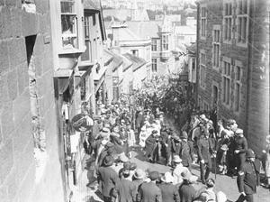 St Ives Street Procession