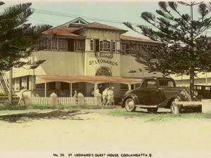 St Leonards Guest House, Coolangatta, Queensland, Australia