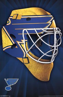 St. Louis Blues- Mask 17