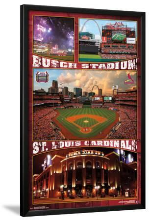 St. Louis Cardinals- Busch Stadium 2016