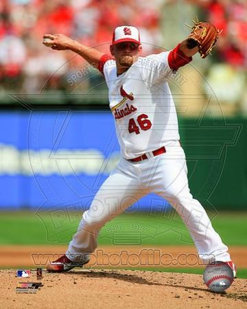 St Louis Cardinals - Kyle McClellan Photo