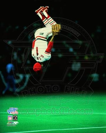 St Louis Cardinals - Ozzie Smith Photo