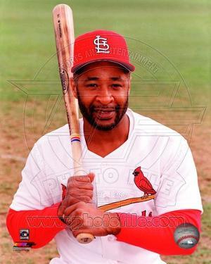 St Louis Cardinals - Ozzie Smith Photo