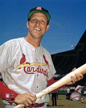 St Louis Cardinals - Stan Musial Photo