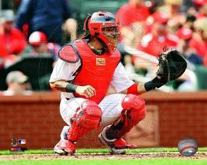 St Louis Cardinals - Yadier Molina Photo