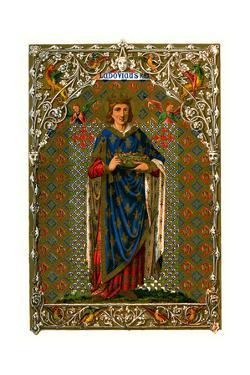 St Louis (Louis IX, King of France), 1886