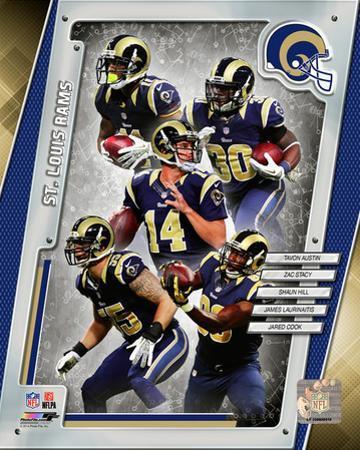 St. Louis Rams 2014 Team Composite
