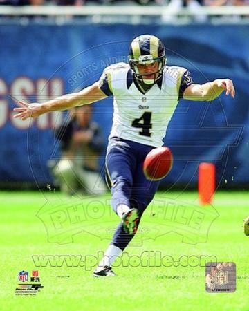 St Louis Rams - Greg Zuerlein Photo