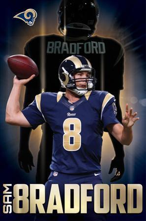 St. Louis Rams - S Bradford 14