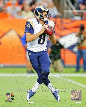 St Louis Rams - Sam Bradford Photo